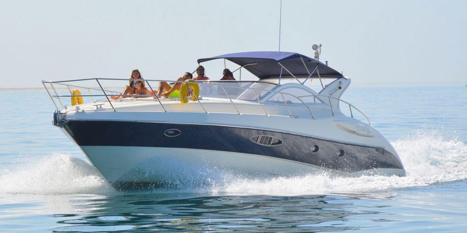 Gobbi Atlantis 47 Luxury Yacht Charter Algarve