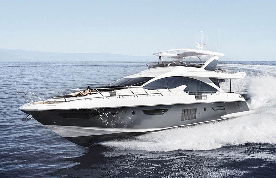 Azimut 80 Private Yacht Charter