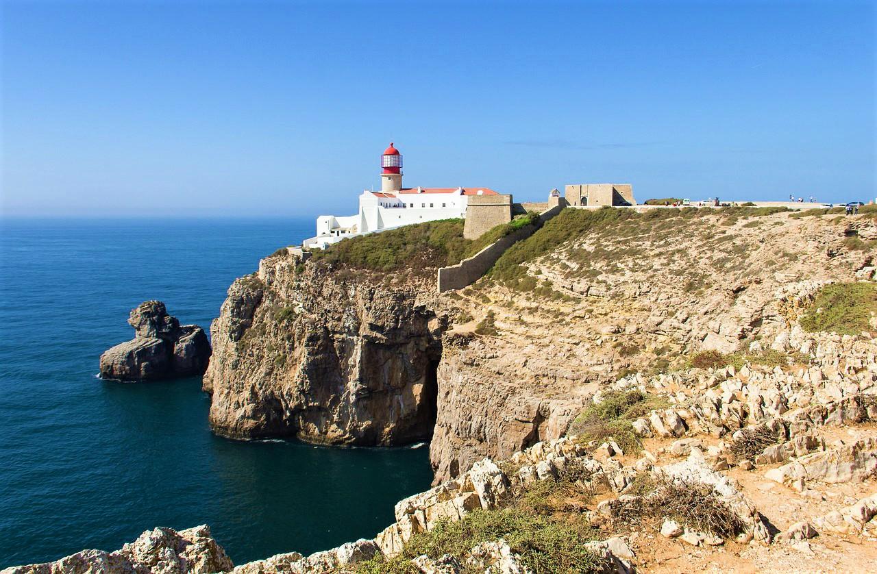 Cabo de São Vicente, Sagres, Portugal
