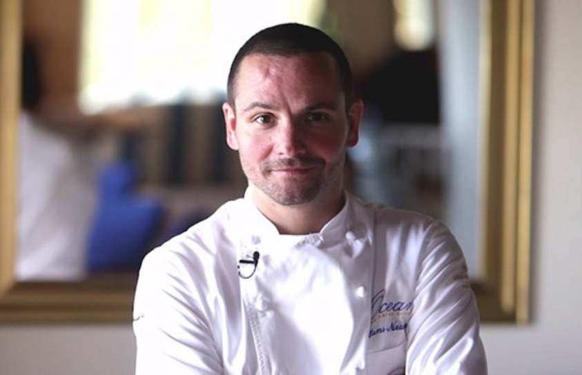 Ocean Restaurant Chef Hans Neuner