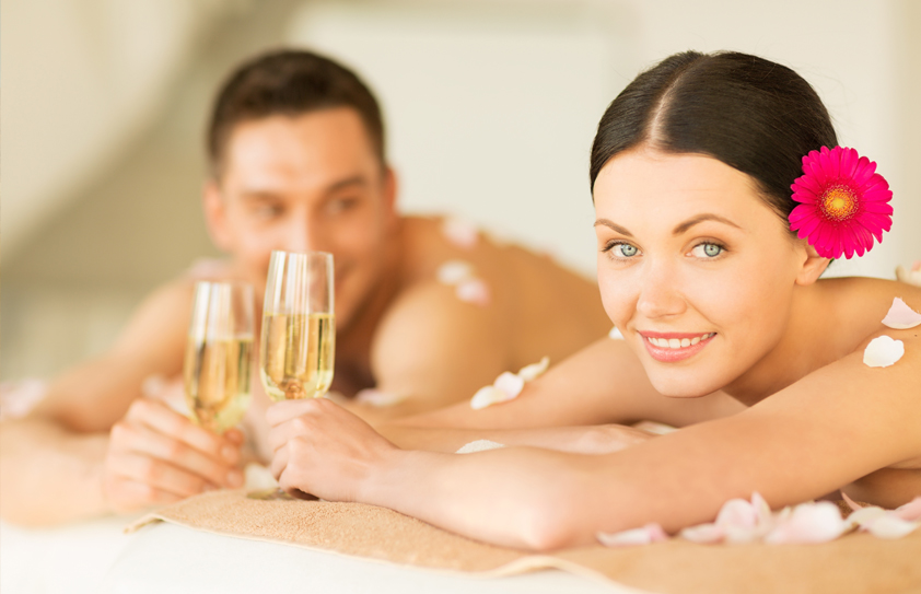 Algarve lifestyle couples spa treatment for Best spa for couples