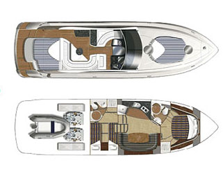 Fairline Targa 47 Yacht Specification