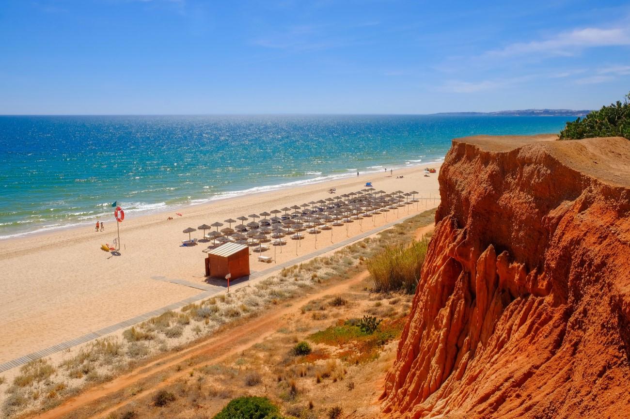 Praia da Falesia: One of the World's Best Beaches
