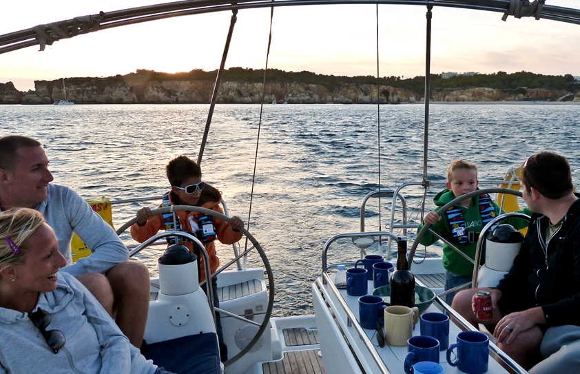 Go Sailing in the Algarve