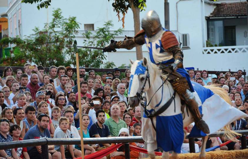 Silves Medieval Fair, Algarve