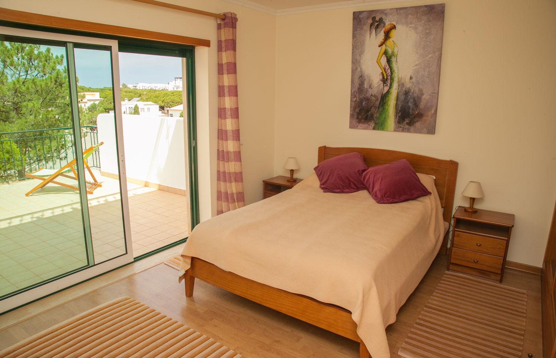 Villa Falesia Bedroom