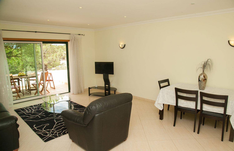 Villa Falesia Living Room