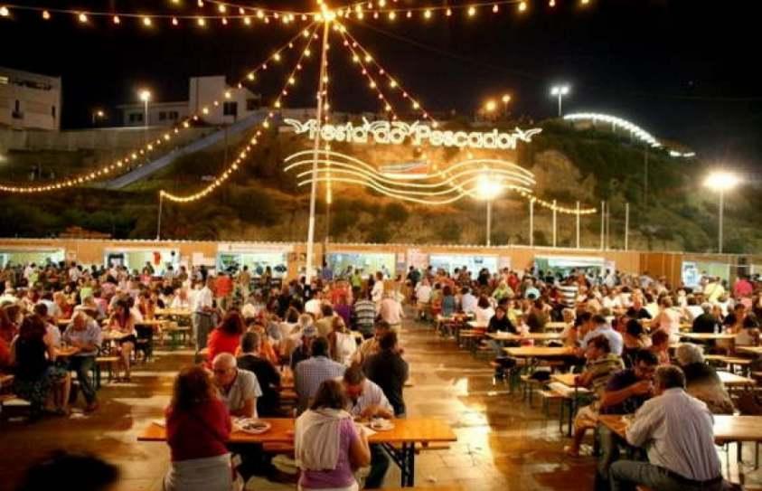 Albufeira's Fishermen Festival
