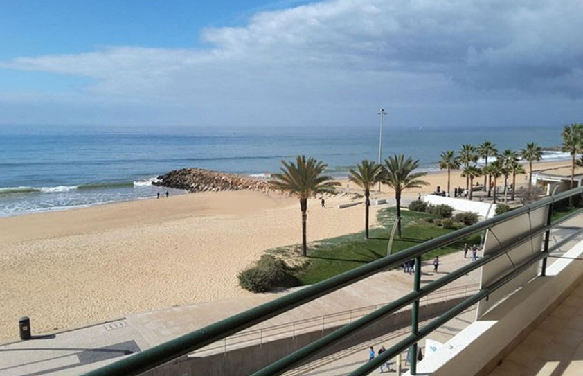 Apartment for short term rental in Quarteira, Algarve
