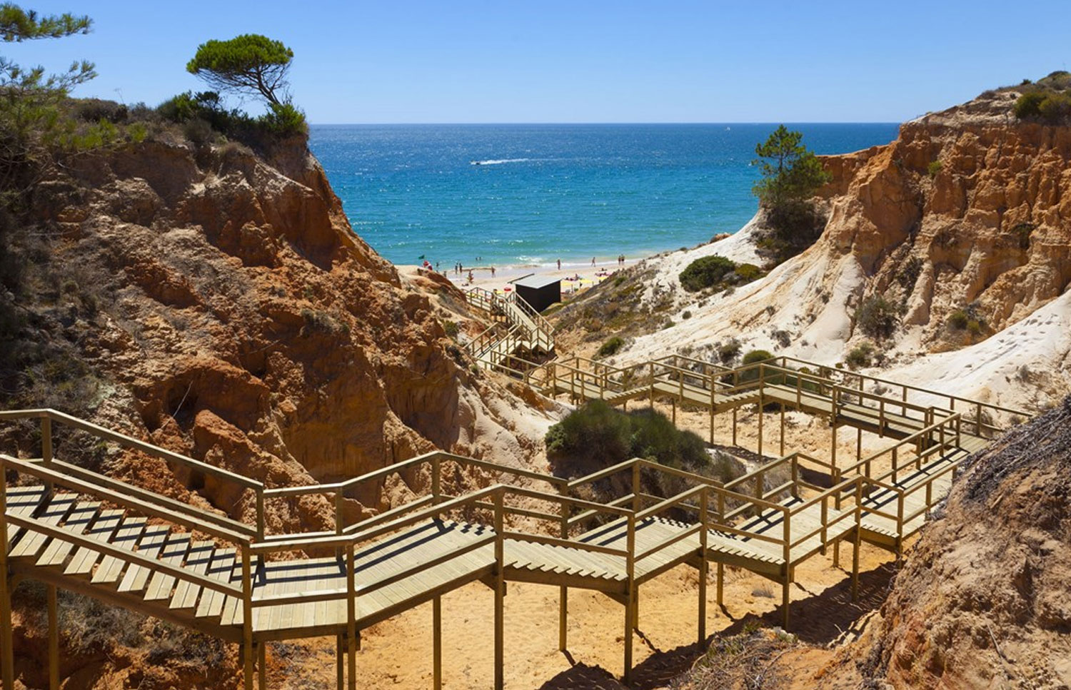 Epic Sana Hotel Algarve - Beach Footpath