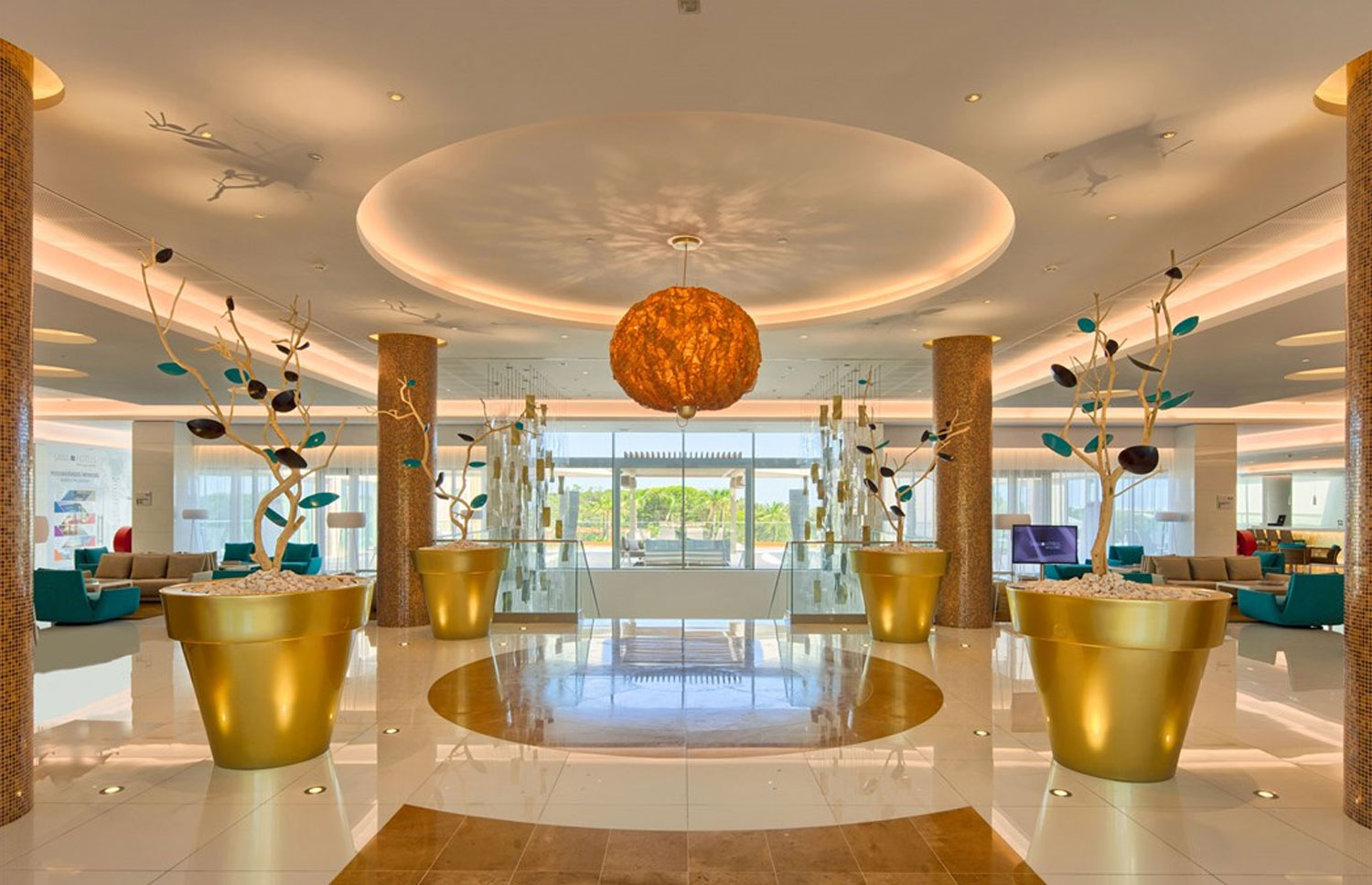 Epic Sana Hotel Algarve - Reception