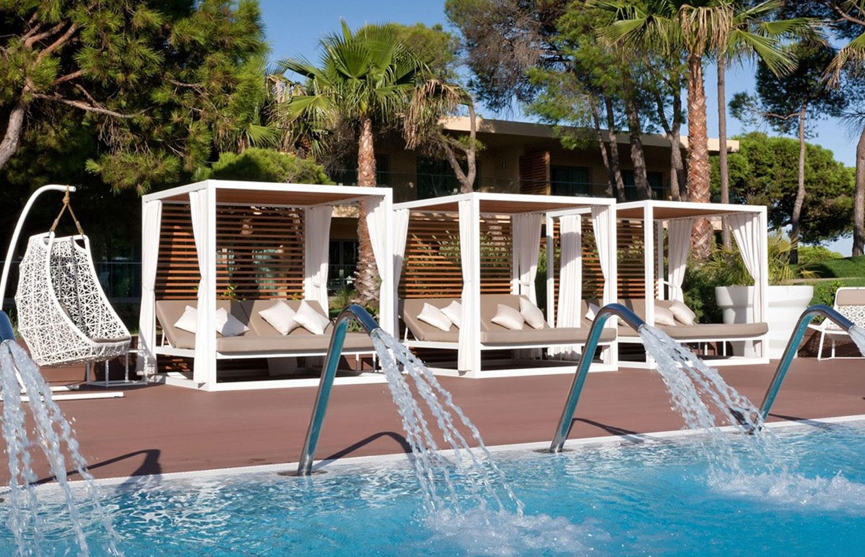 Epic Sana Hotel Algarve - chaises longues