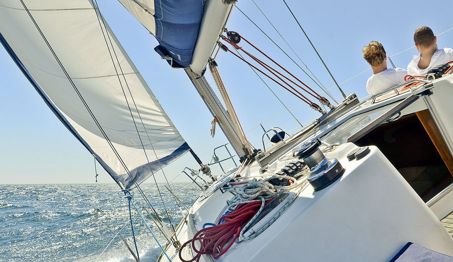 Jeanneau 43 Sailing Yacht Charter