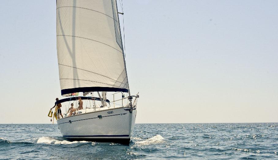 Jeanneau 43 Sailing Yacht