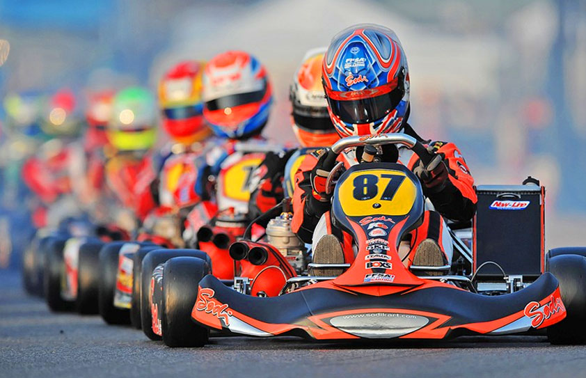 Karting en Algarve