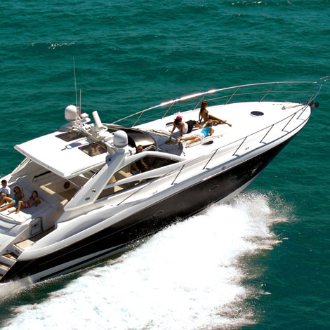 Sunseeker Morning Yacht Charter Algarve