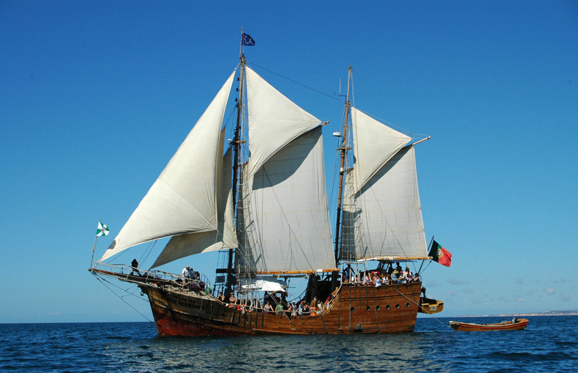 Pirate Ship Adventure in Algarve