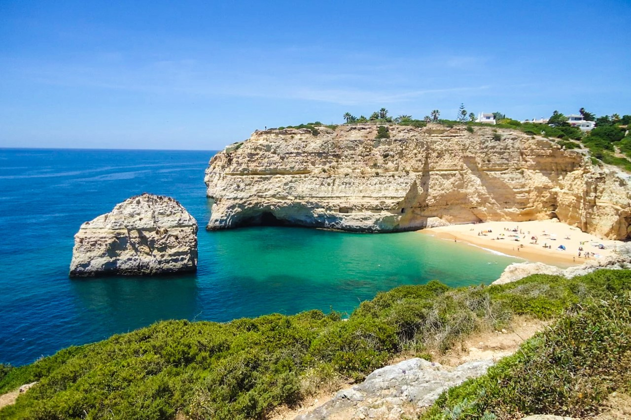Praia do Carvalho: The Algarve's Best Kept Secret