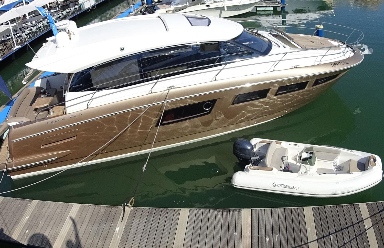 Algarve Luxury Yacht - Jeanneau Prestige 500 S