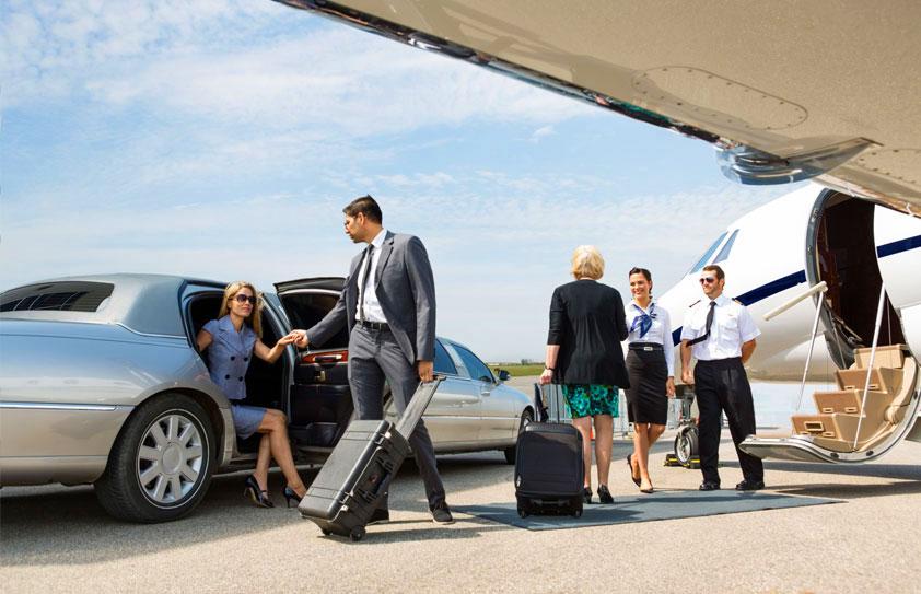 Algarve Private Jet