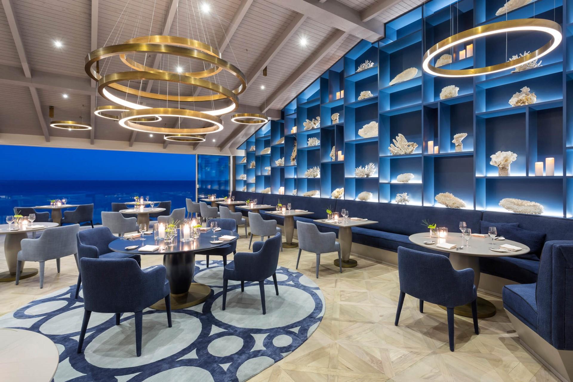 Ocean Restaurant at Vila Vita Parc Resort, Algarve, Portugal
