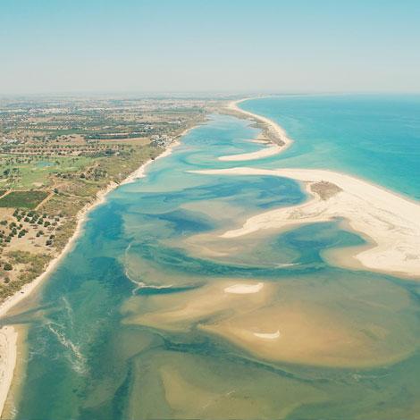 Sunseeker Portofino 53 croisière Ria Formosa en Algarve