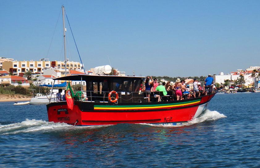 Algarve River Cruise