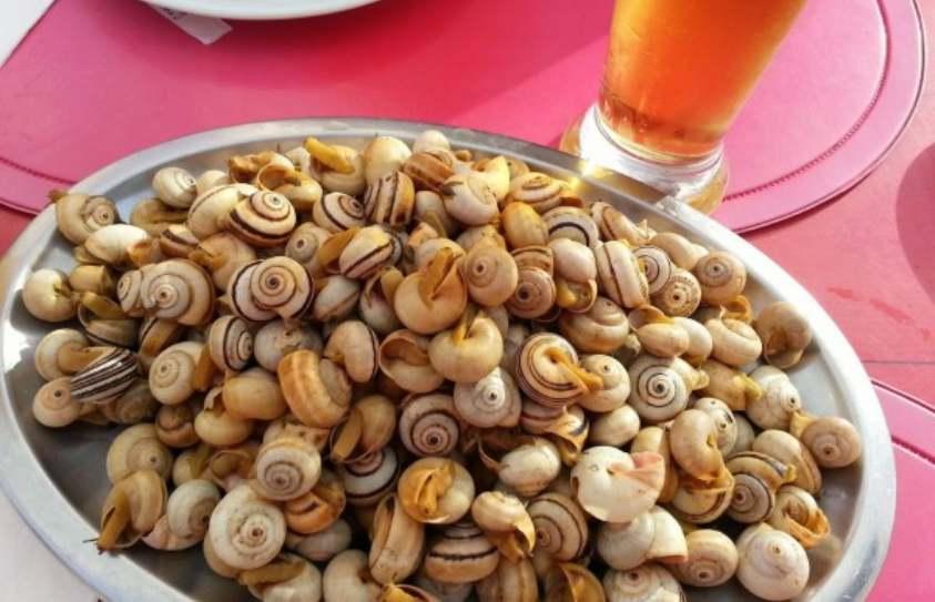 Castro Marim's International Snail Festival