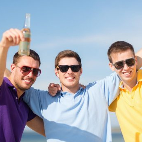 Sunseeker Stag Party Yacht Charter Algarve