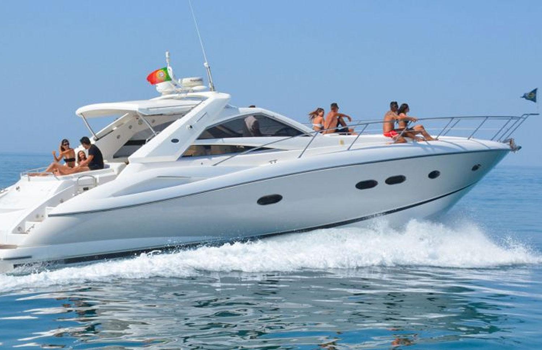 Sunseeker Portofino 53 Luxury Yacht Charter Algarve