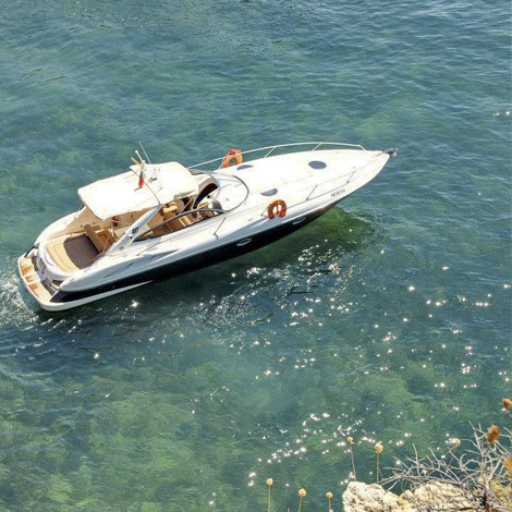 Sunseeker Superhawk 34 Full Day Cruise from Vilamoura