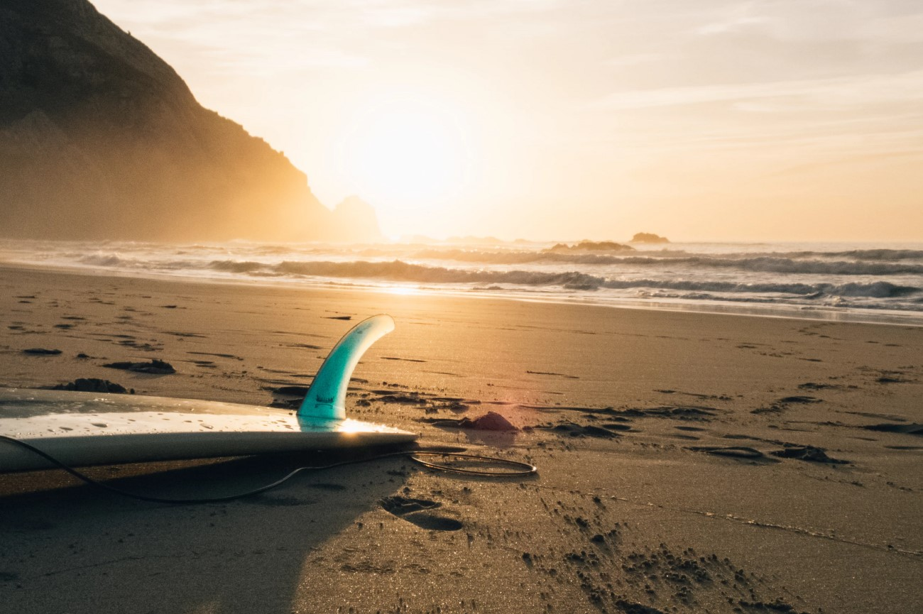 Surfing Locations in the Algarve