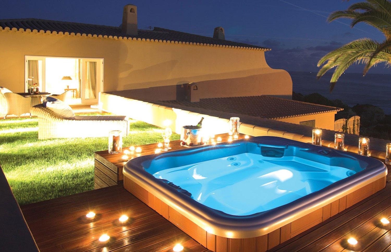 Vila Joya Hotel Algarve - Jacuzzi