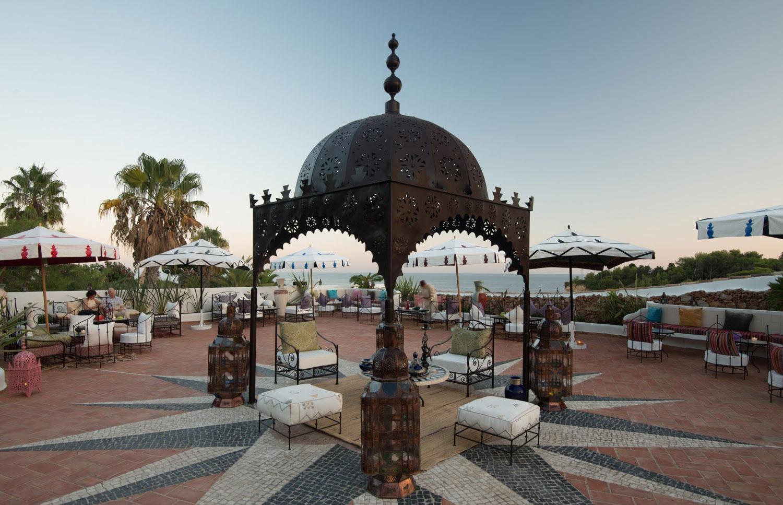Vila Vita Parc Hotel - Manzar Terrasse