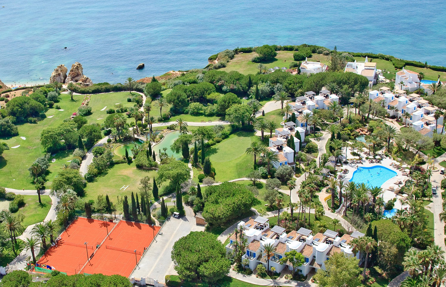 Vila Vita Parc Hotel - Extensive Grounds