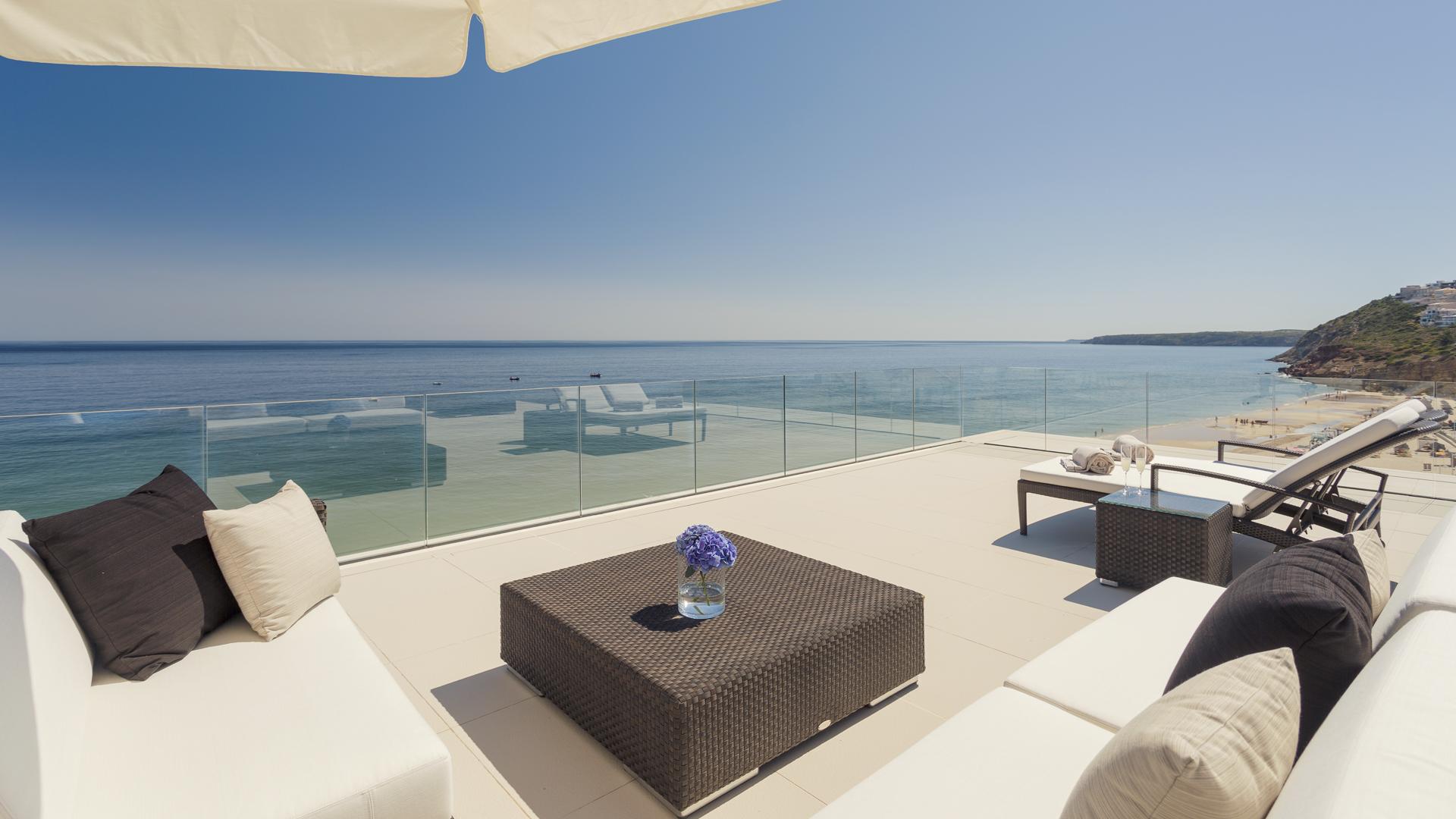 Villa Alegria - terrace