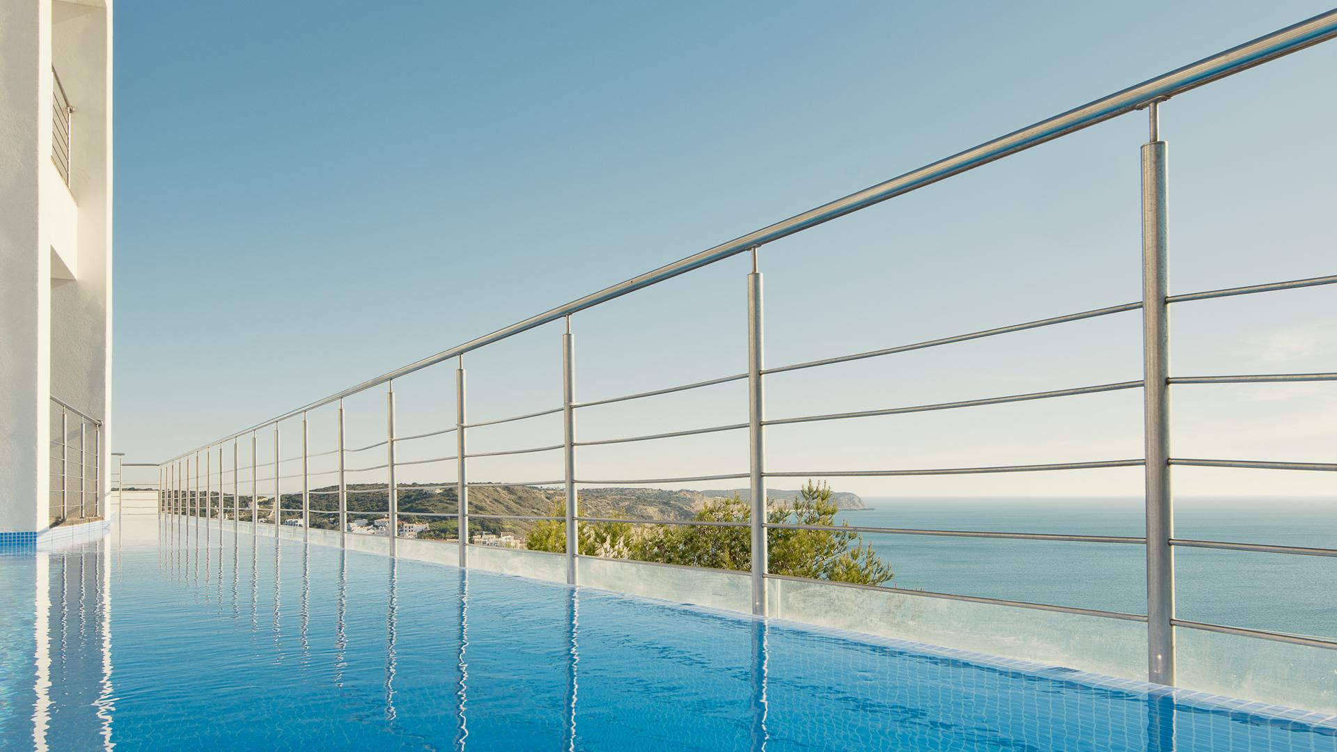 Villa Mar Azul - Piscine