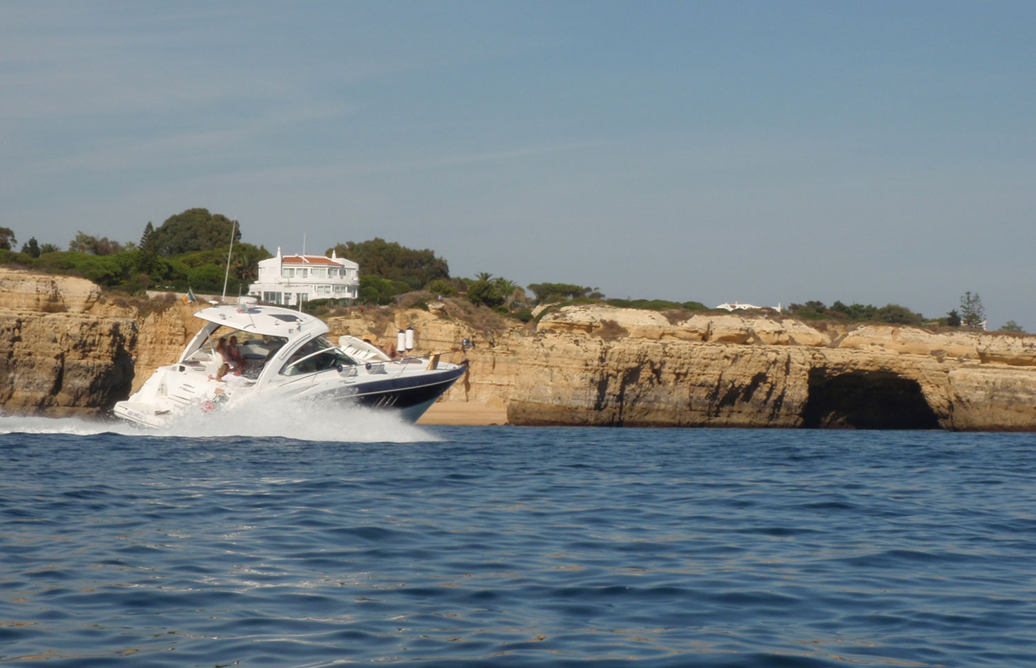 Algarve Luxury Cruises - Cruiser 360 Express