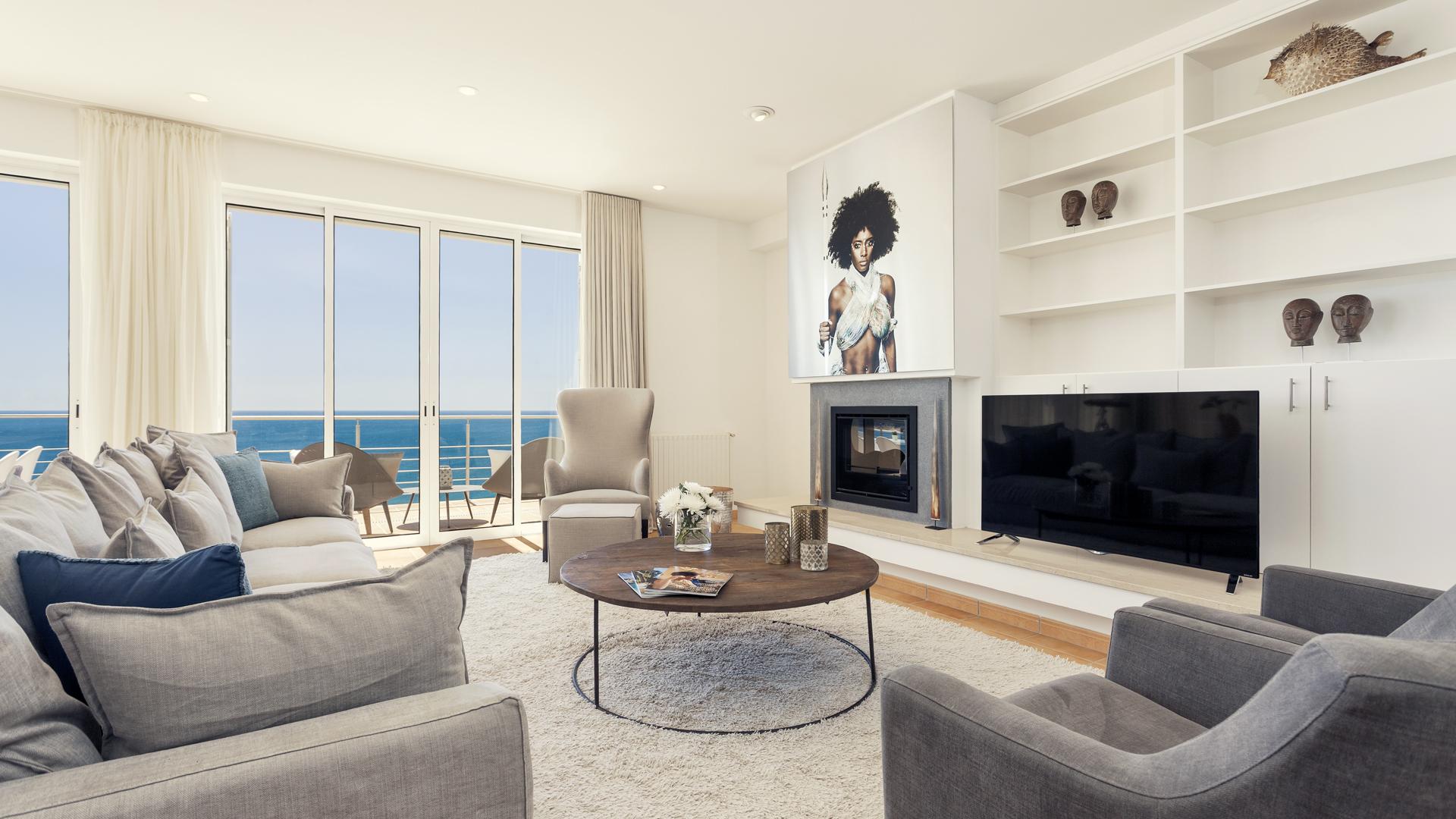 Mar à Vista living room