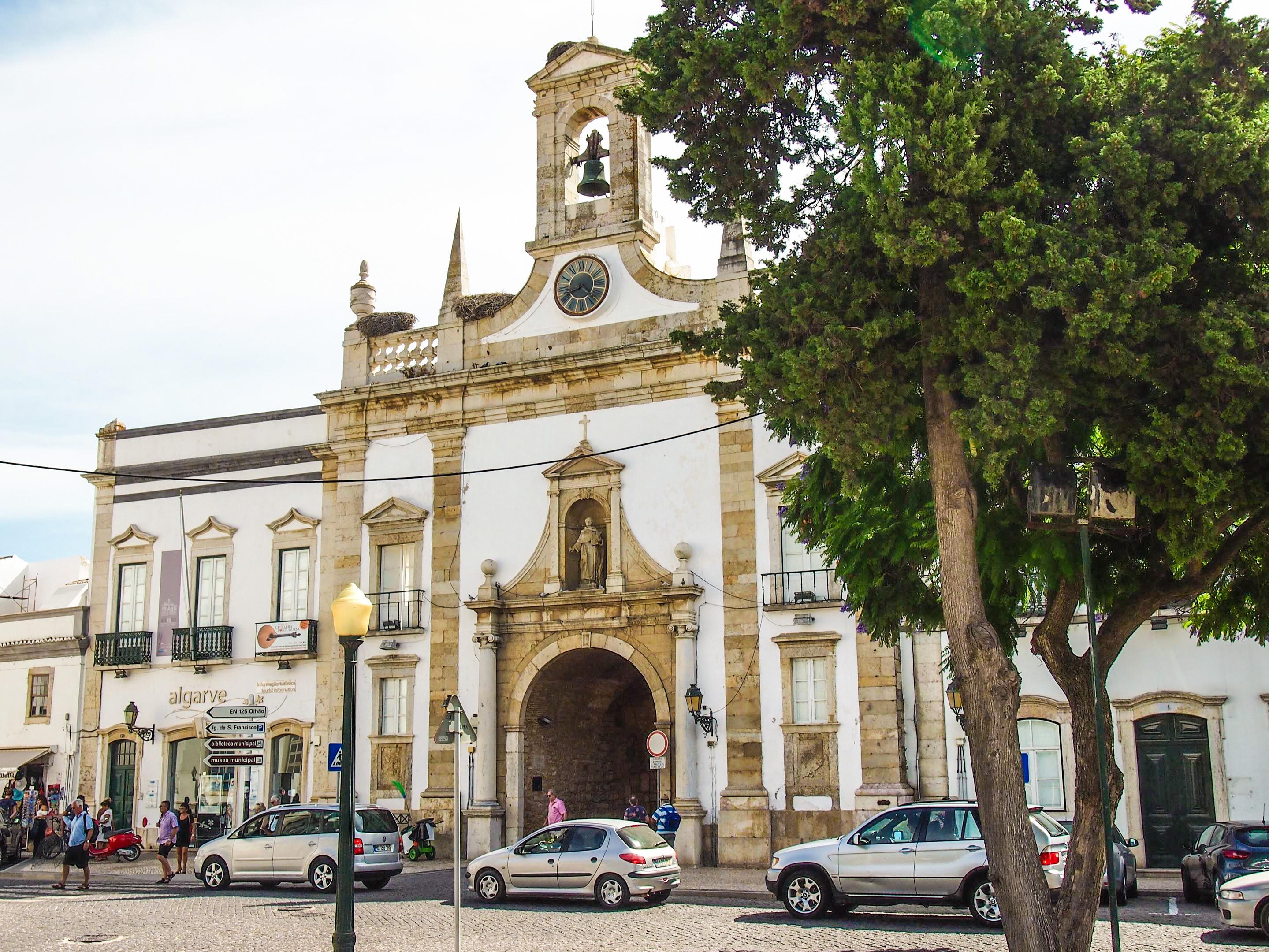 Arco da Vila, Faro