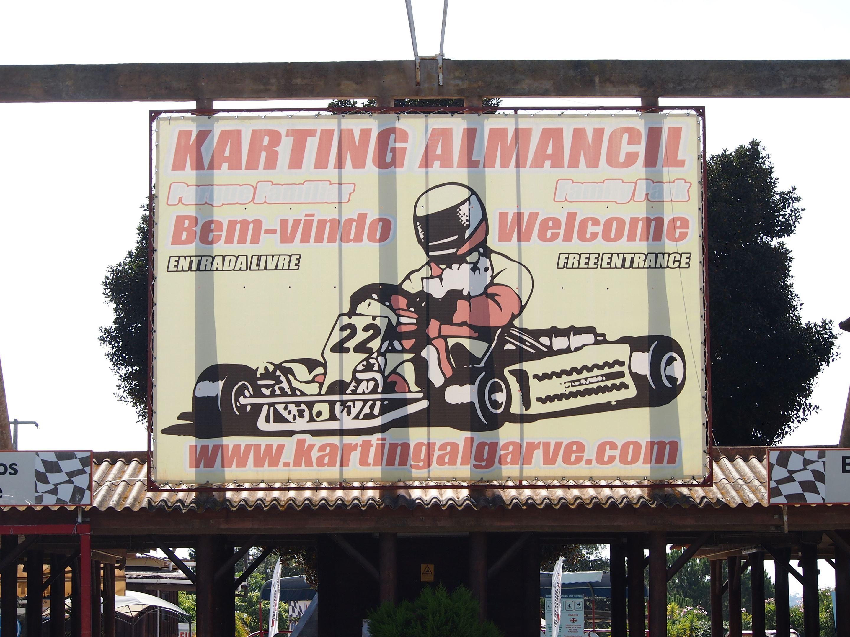 Karting Almancil, Algarve