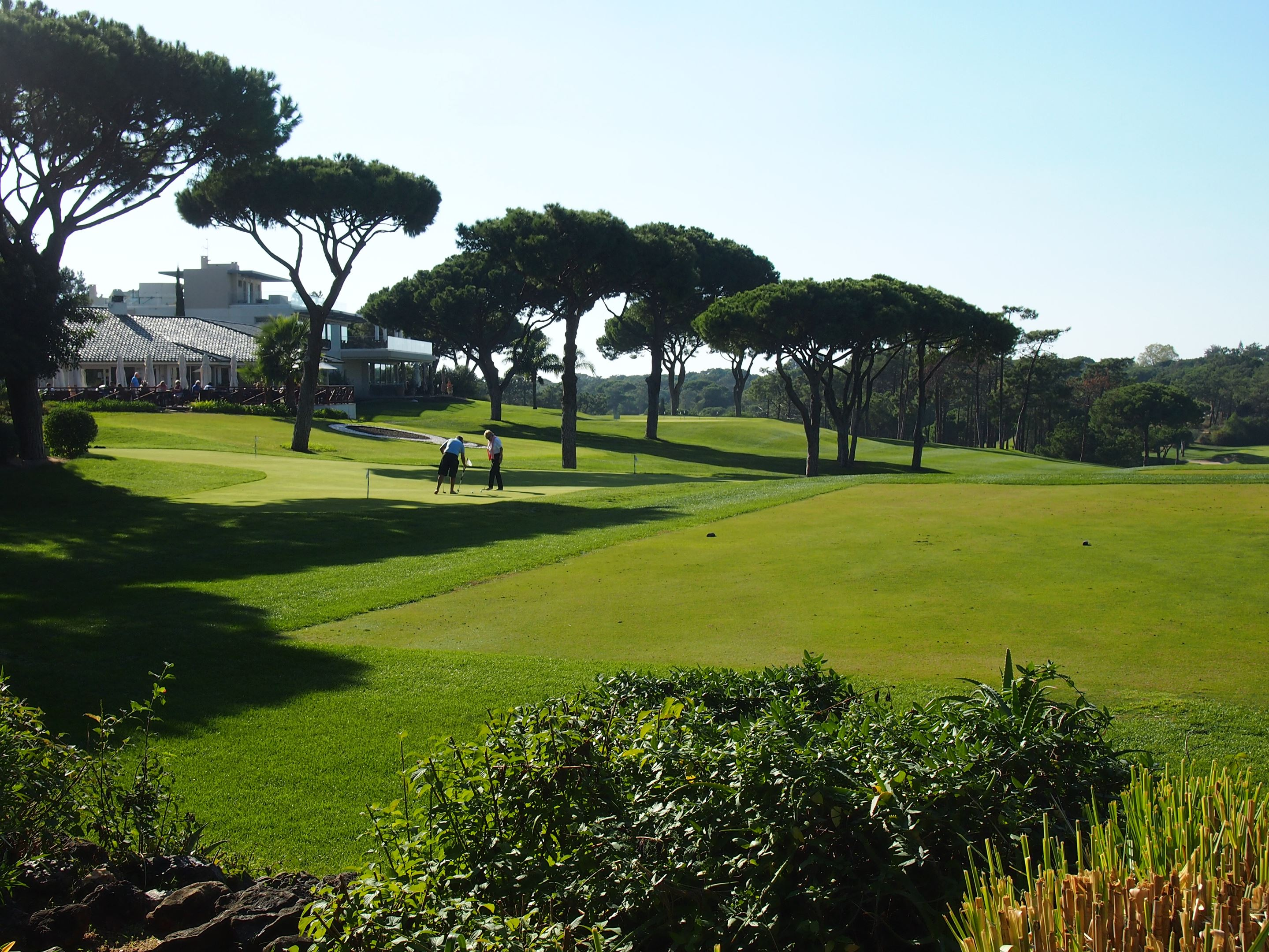 Quinta do Lago golf clubhouse