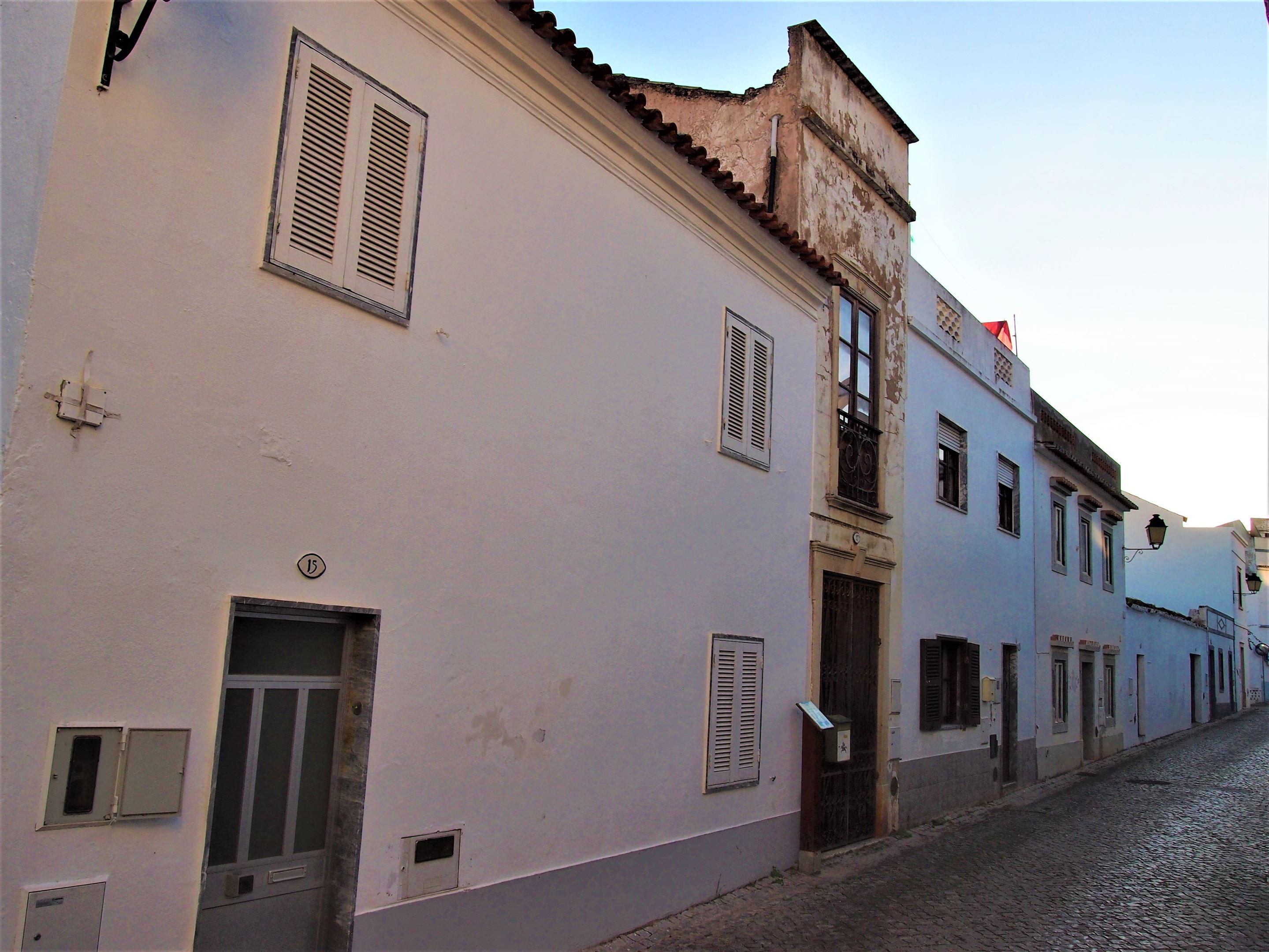 Lugar de nacimiento del poeta Cândido Guerreiro, Alte, Algarve