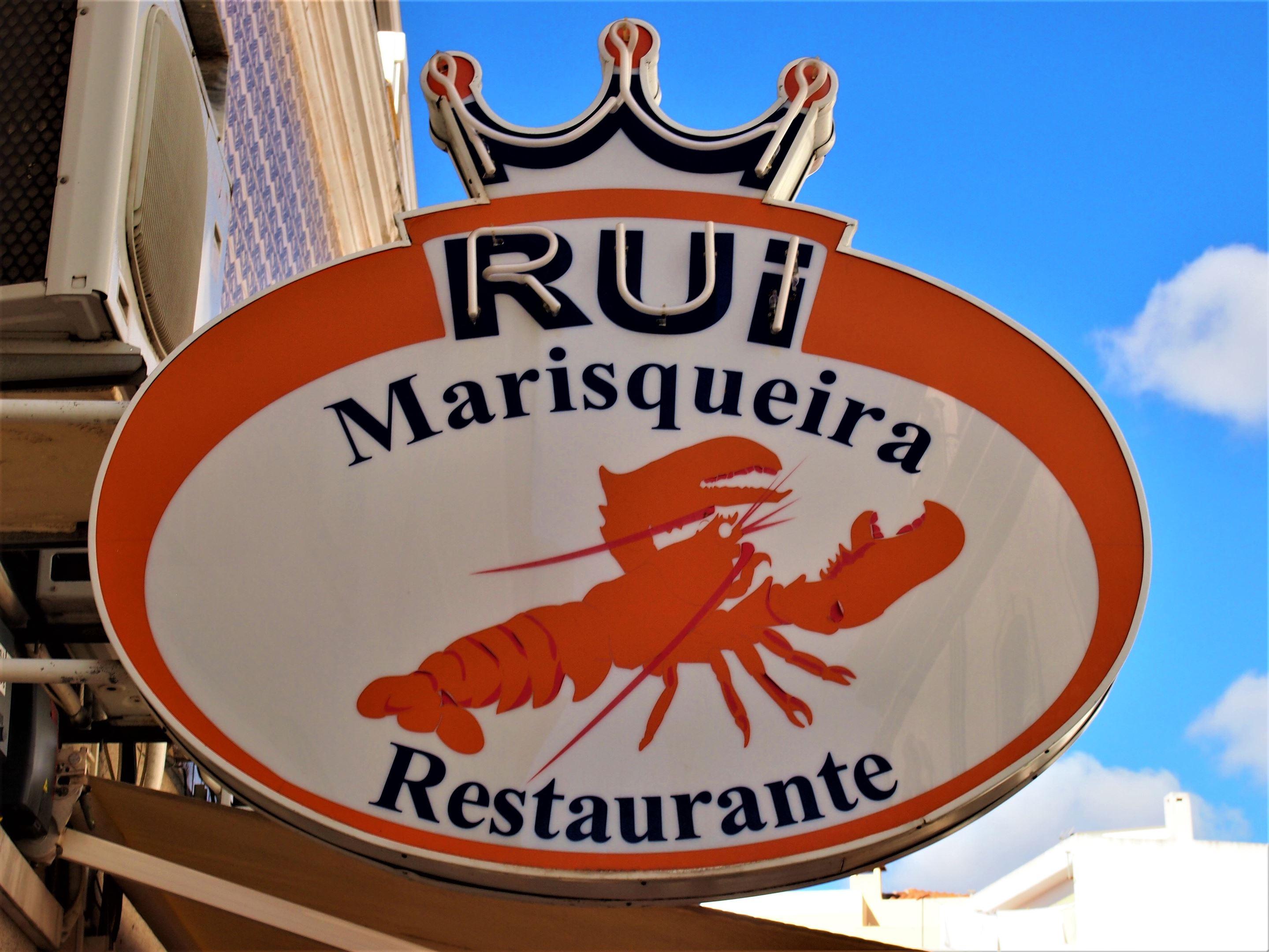 Restaurante Rui Marisqueira, Silves