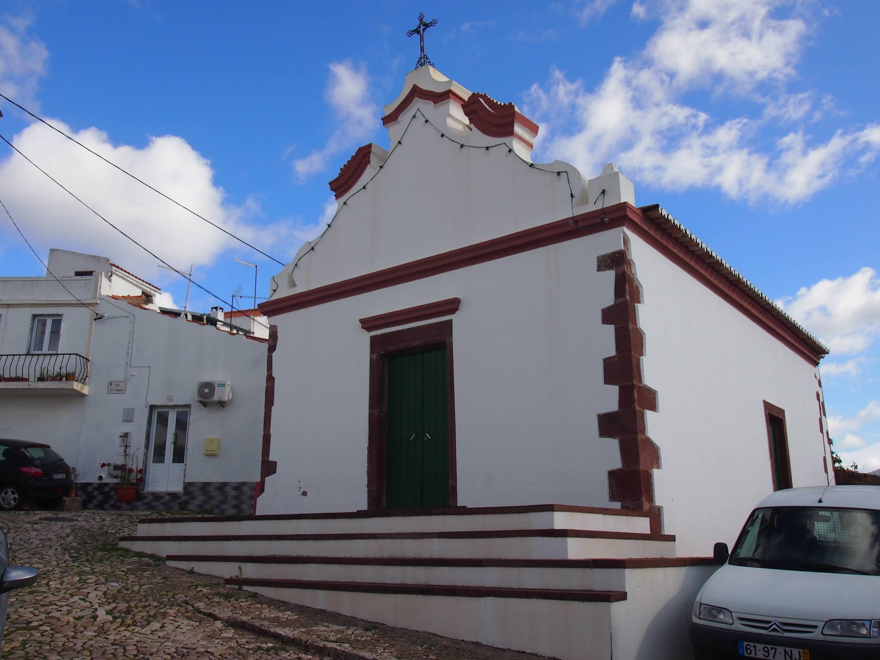Ermida de São Sebastião, São Bartolomeu de Messines, Algarve