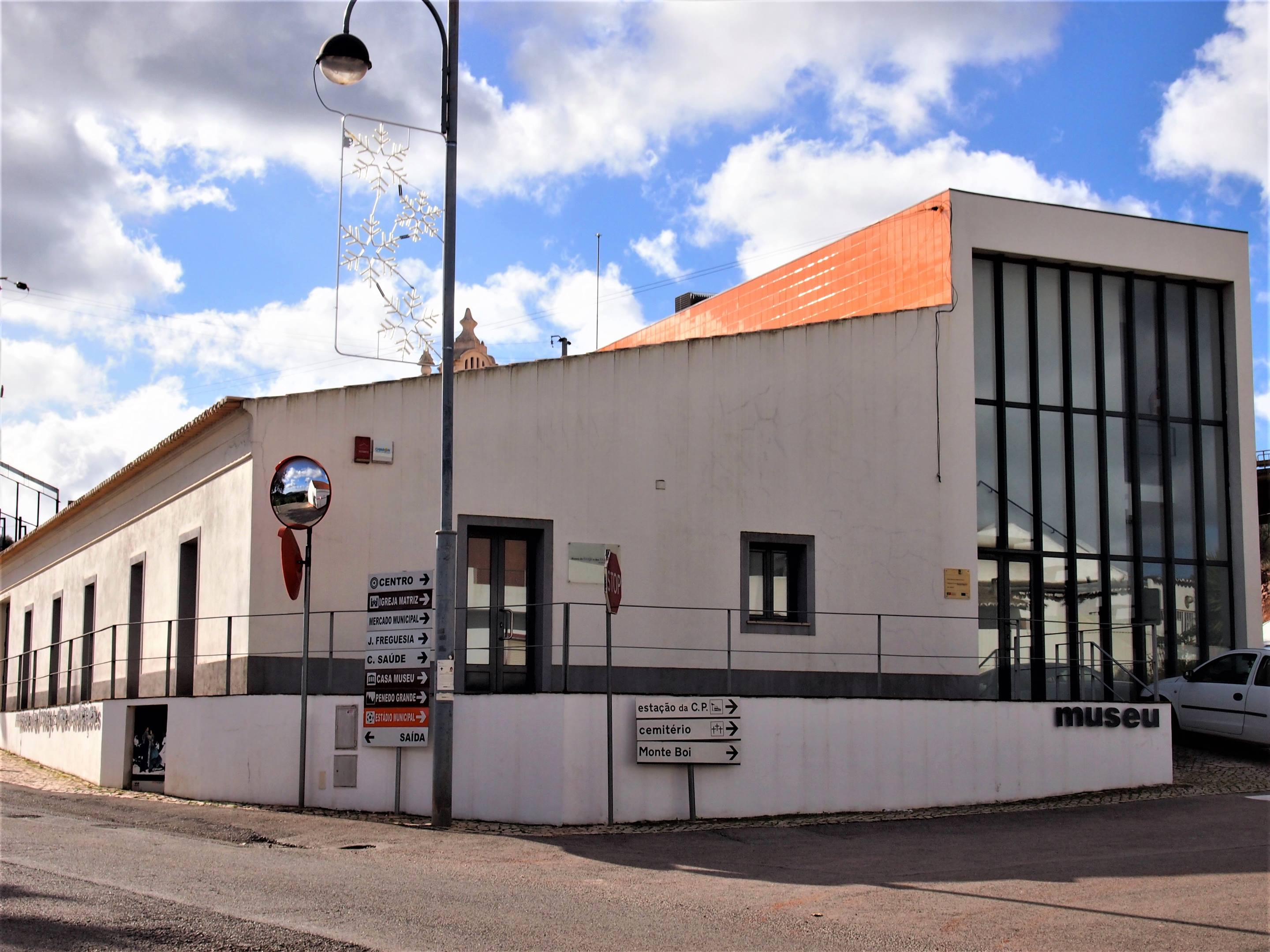 Museu do Traje (or Costumes Museum), São Bartolomeu de Messines, Algarve