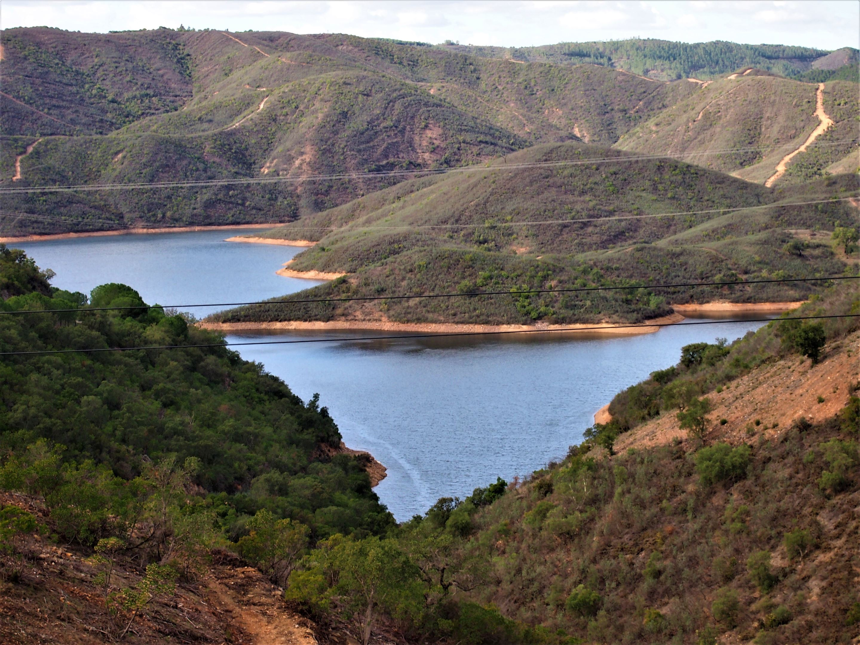 Barragem do Funcho, Algarve