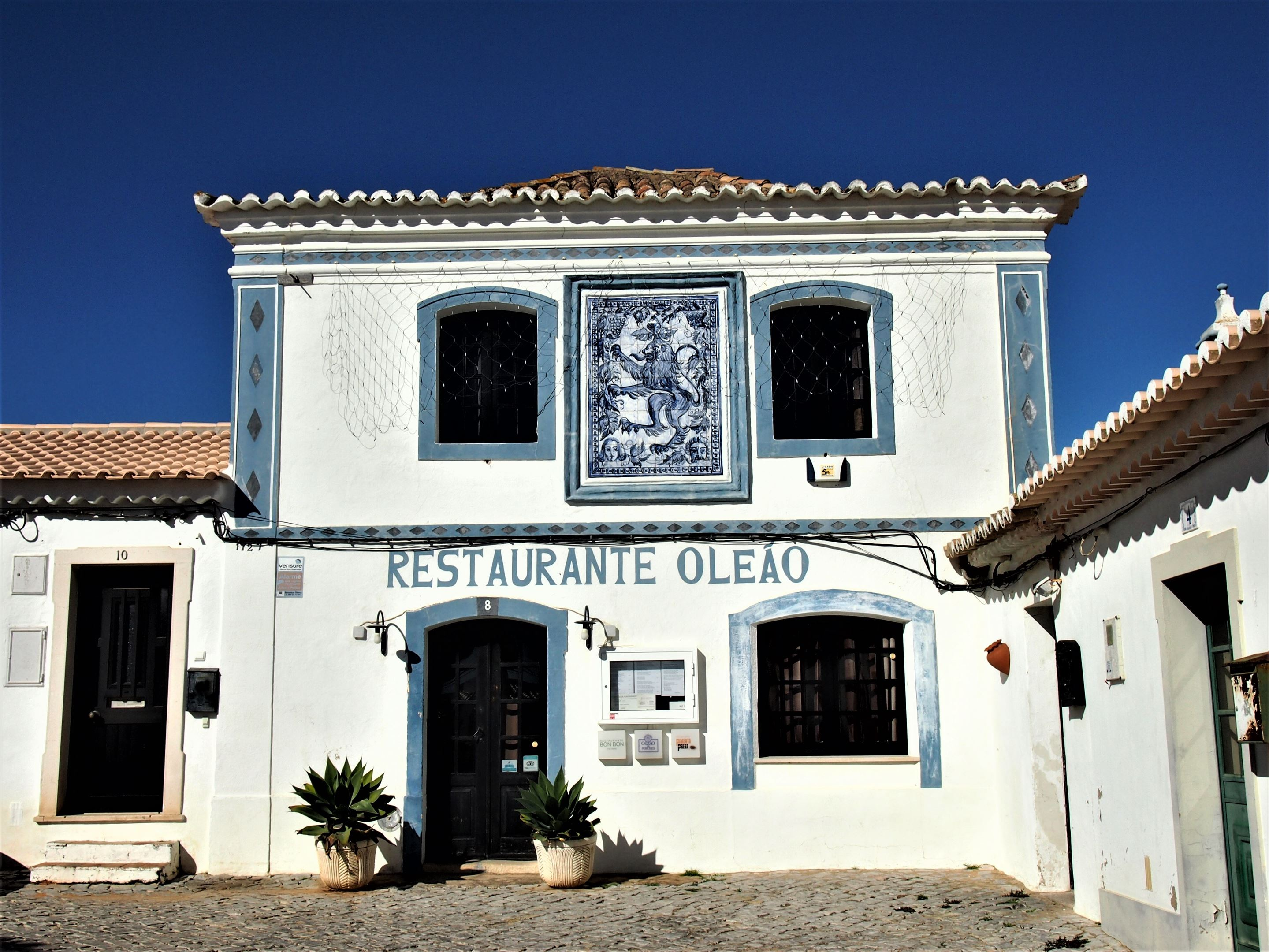 Restaurante O Leão de Porches, Porches