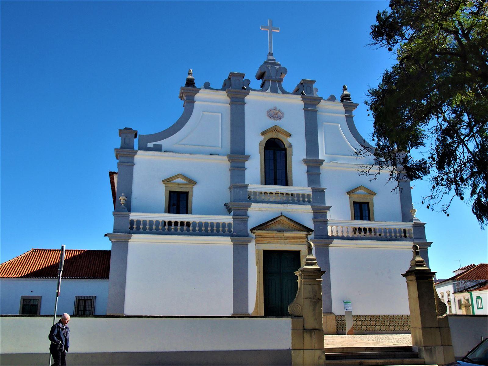 Igreja Matriz de Lagoa - the Mother Church of Lagoa