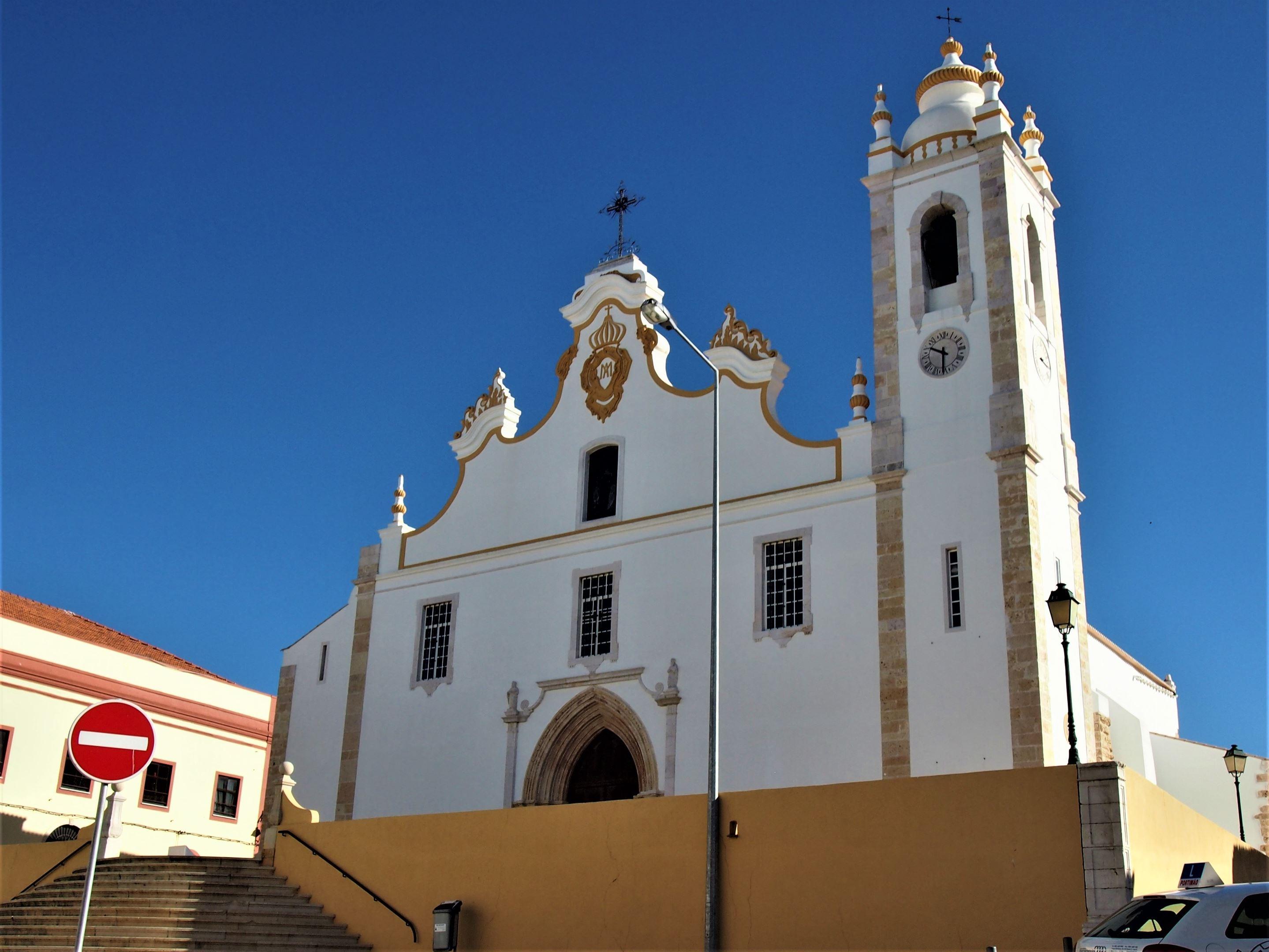 Igreja da Nossa Senhora da Conceição, la iglesia matriz de Portimão